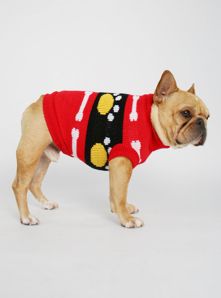 BONEYARD DOG SWEATER