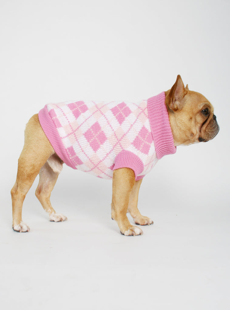 THE MOLLY DOG SWEATER