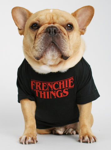 FRENCHIE THINGS DOG TEE
