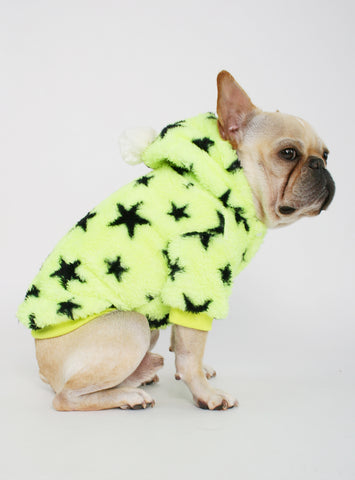 STARRY NIGHT CASHMERE DOG SWEATER