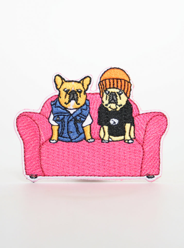 Weeon's World Sofa Patch