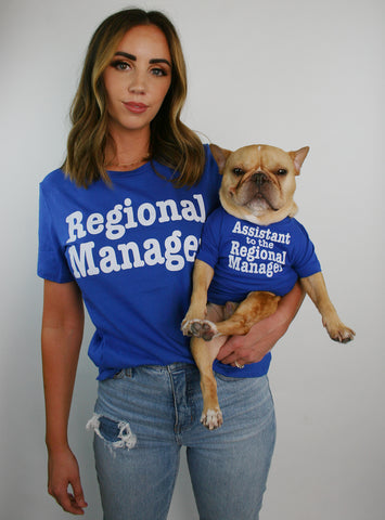 Regional Manager Tee