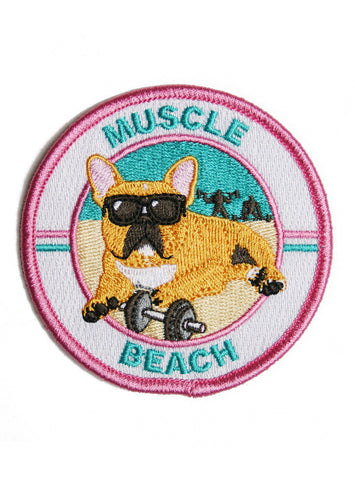 MUSCLE BEACH PATCH