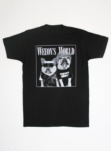 WEEON'S WORLD 2 TEE