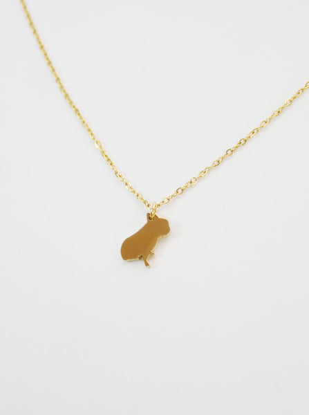 Nugget Charm Necklace