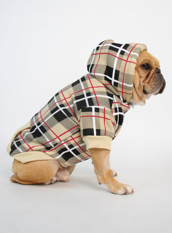The London Dog Hoodie