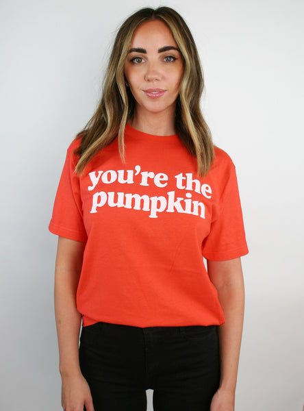 You're the Pumpkin to my Spice Matching T-Shirt Set