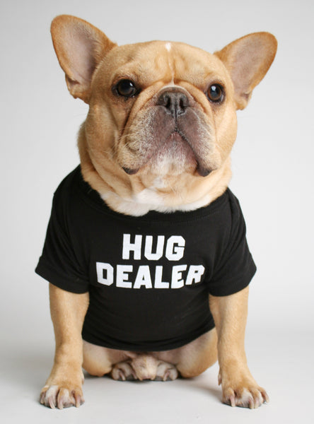 Hug Dealer Dog Tee
