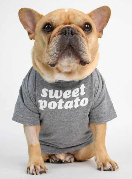 Sweet Potato Dog Tee