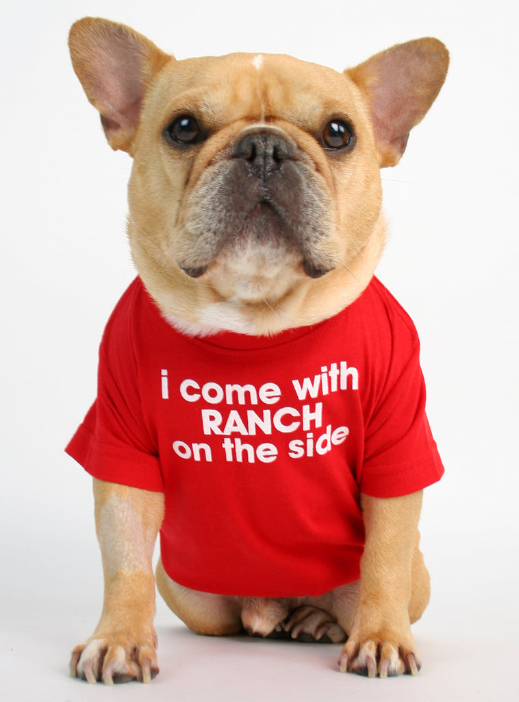 Ranch on the Side Dog Tee