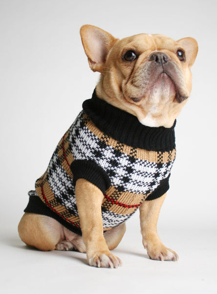 MELTING SEASON DOG SWEATER