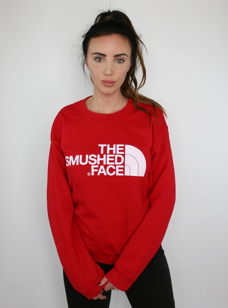 THE SMUSHED FACE PULLOVER