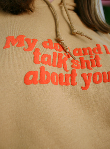 Talk About You Hoodie
