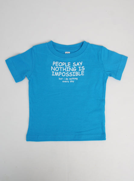 Nothing Is Impossible Dog Tee