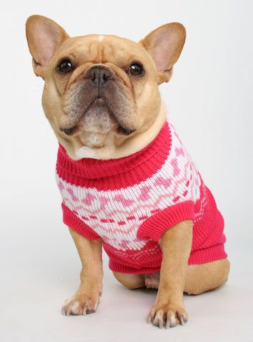 THE LISA DOG SWEATER
