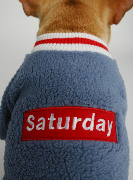 The Saturday Dog Sweater