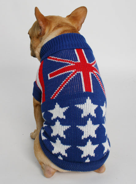 The Union Dog Sweater
