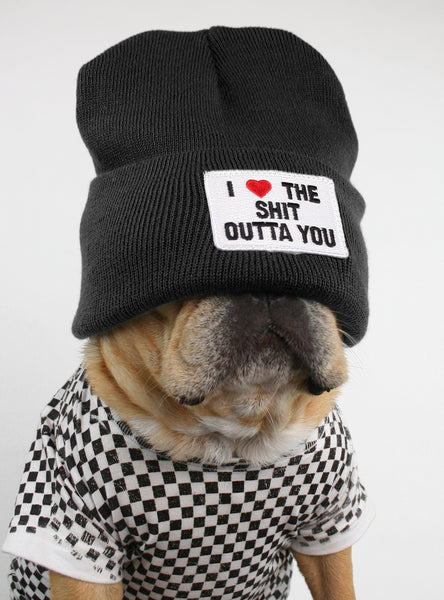 I Love The S Outta You Beanie