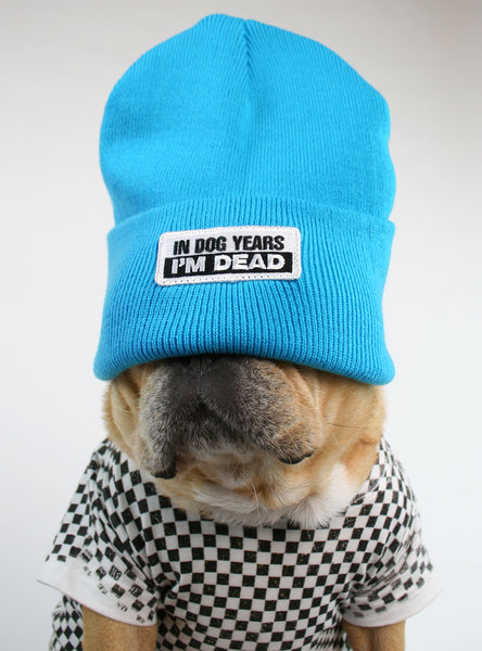 In Dog Years I'm Dead Beanie