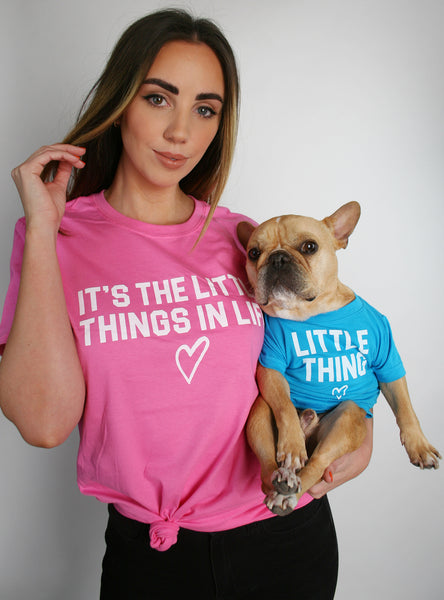 Little Thing Dog Tee