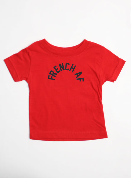 French AF Dog Tee