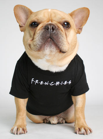 FRENCHIES DOG TEE