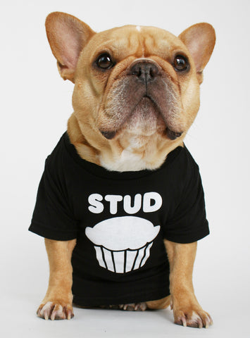 Stud Muffin Dog Tee