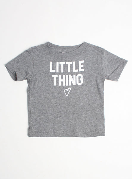 It's The Little Things In Life Matching T-Shirt Set