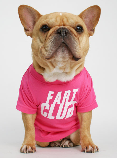 Fart Club Dog Tee