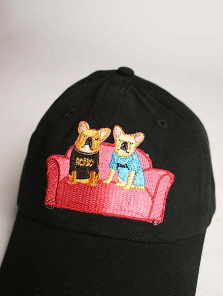COUCH POTATOES HAT