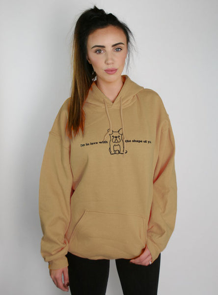 The Shape Of You Hoodie