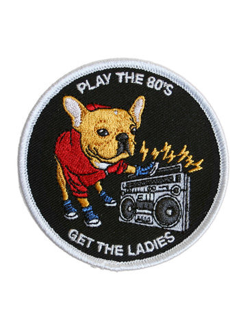 PLAY THE 80'S PATCH