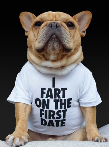 First Date Dog Tee