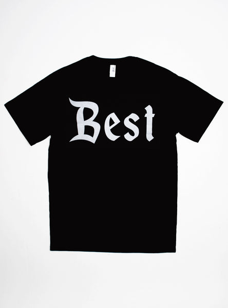 BEST FRIENDS MATCHING T-SHIRT SET