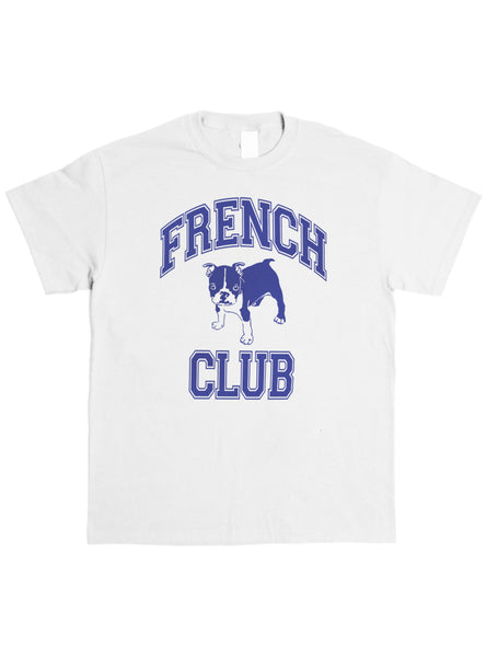 French Club Tee
