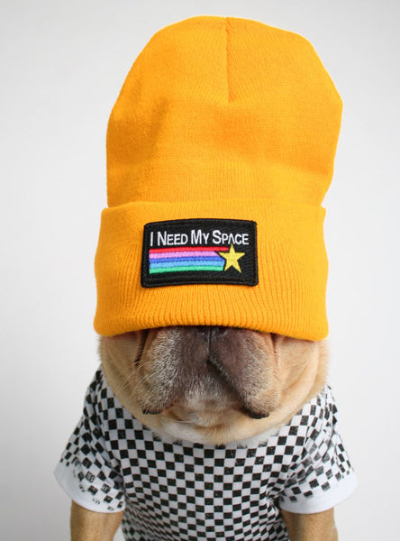 I Need My Space Beanie