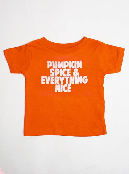 Pumpkin Spice Dog Tee