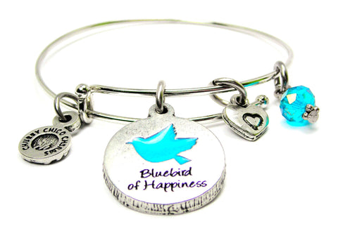 Blue Bird Of Happiness Catalog Single Stacker