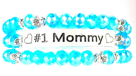 mom bracelet, mom jewelry, mom bangles, full time mom jewelry, new mom jewelry