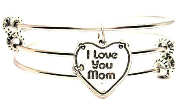 Mother Bangle, Mother Bracelet, Mother Jewelry, Gift for mother, Mother's Day gifts, I Style_Love my mother jewelry, Style_Love Mom Jewelry