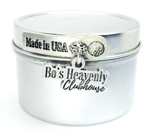 Bo's Heavenly Clubhouse 4oz Tin Candle