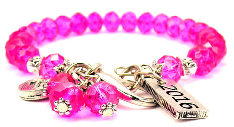 2016 Splash Of Color Crystal Bracelet