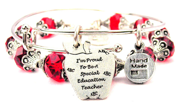 I'm Proud To Be A Special Education Teacher 2 Piece Collection