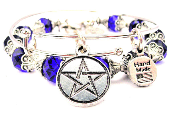 Pentacle Symbol 2 Piece Collection