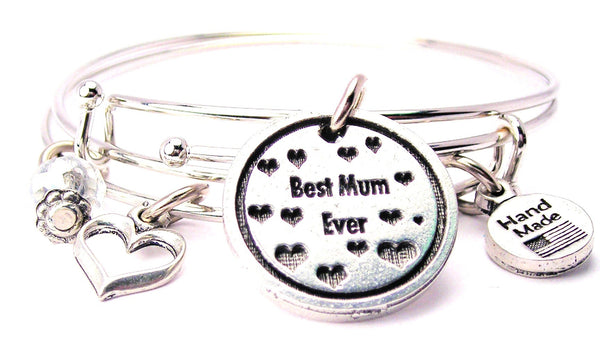 mother bracelet, mother jewelry, mother bangles, English bracelet, family member jewelry