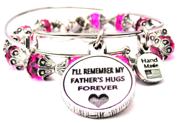 Ill Remember My Fathers Hugs Forever 2 Piece Collection