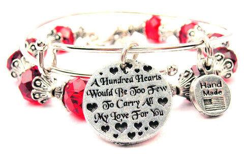A Hundred Hearts Would Be Too Few To Carry 2 Piece Collection