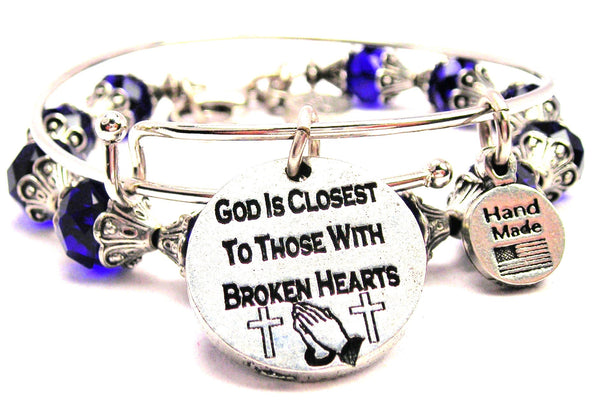 God Is Closest To Those With Broken Hearts 2 Piece Collection