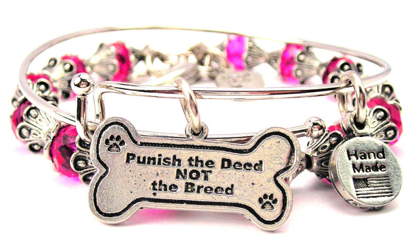 Punish The Deed Not The Breed 2 Piece Collection
