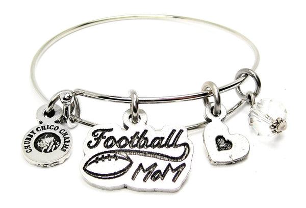Football Mom Catalog Single Stacker